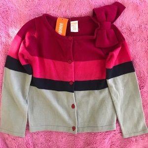 Gymboree girls sweater